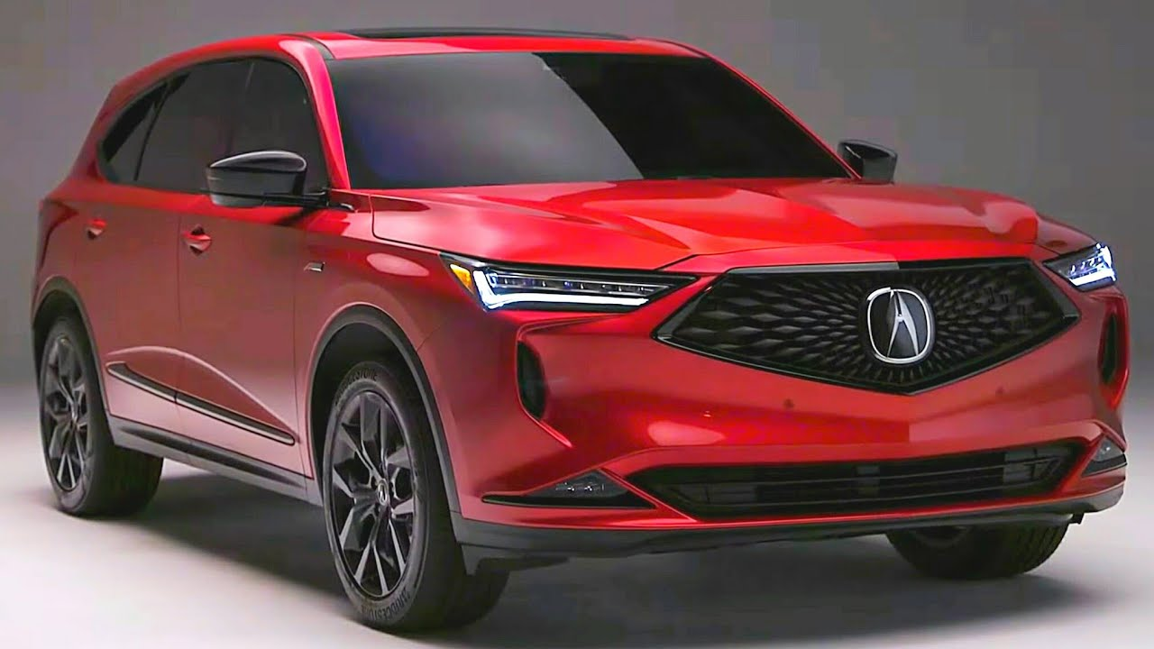 """<span class=""""title"""">Acura MDX A-Spec 2022 года</span>"""